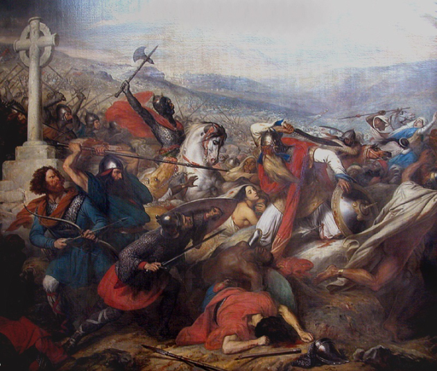 Battle of Tours